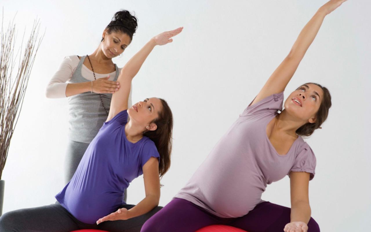 Поднимать вверх руки беременным 29
